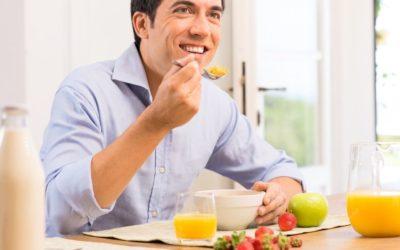 Nutrientes para un desayuno saludable